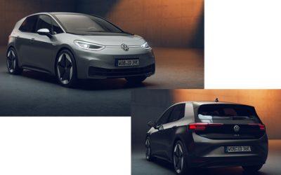 De nieuwe Volkswagen ID.3 leasen