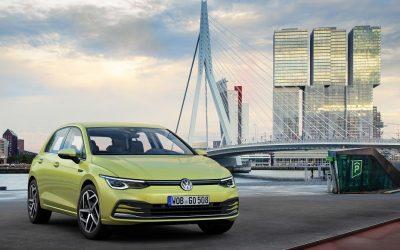 De nieuwe Volkswagen Golf 8 leasen