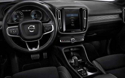 Volvo XC40 Recharge leasen