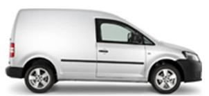 Compacte bedrijfswagens lease