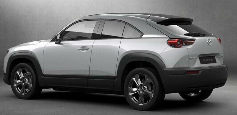 De Mazda MX-30, wat gaat de lease kosten?