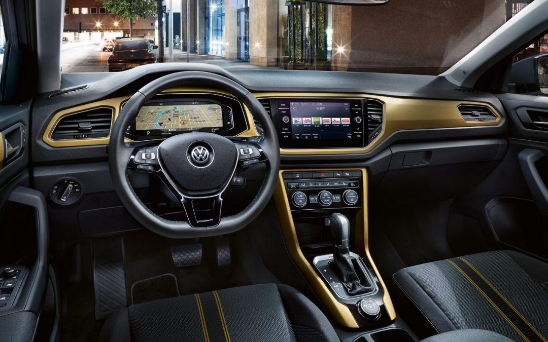 De nieuwe Volkswagen T-Roc R