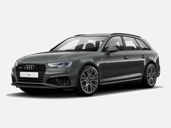 Audi A4 Avant leasen