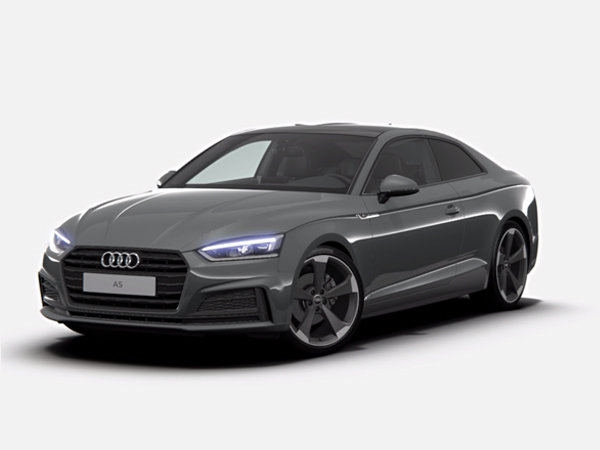 Audi A5 Coupe leasen
