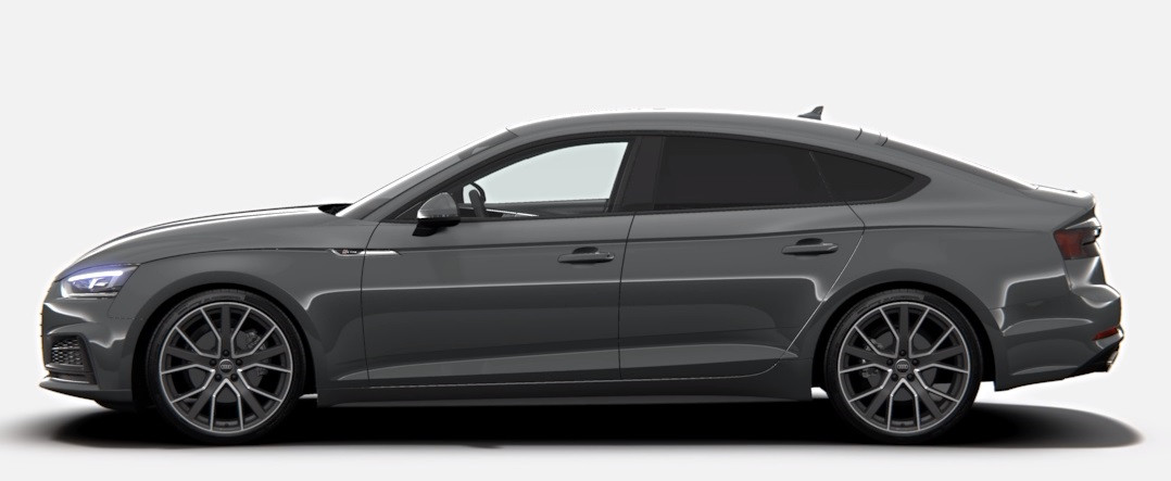 Lease All-in de Audi A5 Sportback vanaf € 648 ...