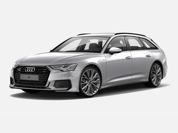 Audi A6 Avant leasen