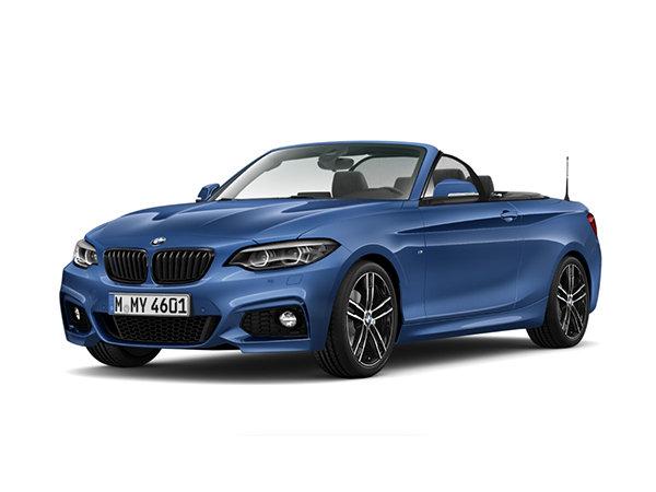 BMW 2 Serie Cabriolet leasen