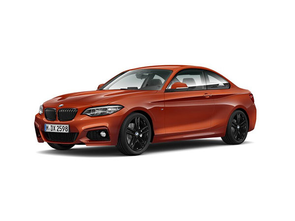 BMW 2 Serie Coupe leasen