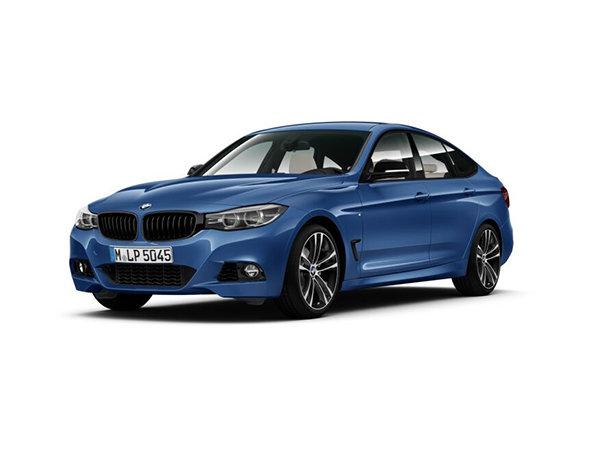 BMW 3 Serie Gran Turismo leasen