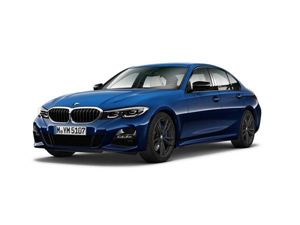 BMW 3 Serie Sedan leasen