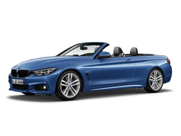 BMW 4 Serie Cabrio leasen