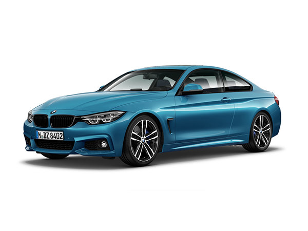 BMW 4 Serie Coupe leasen