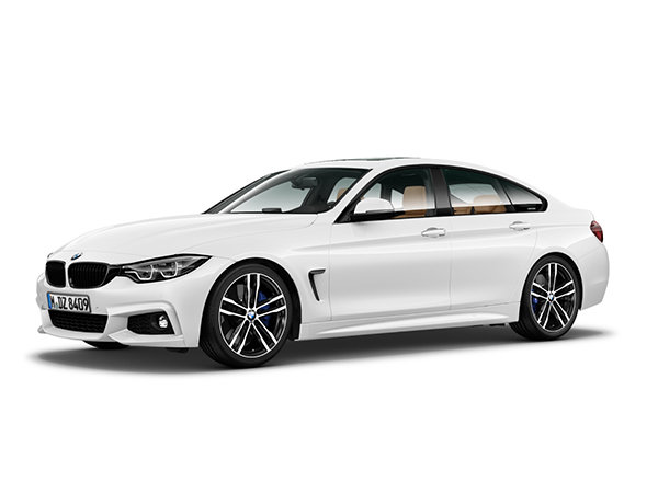 BMW 4 Serie Gran Coupe leasen