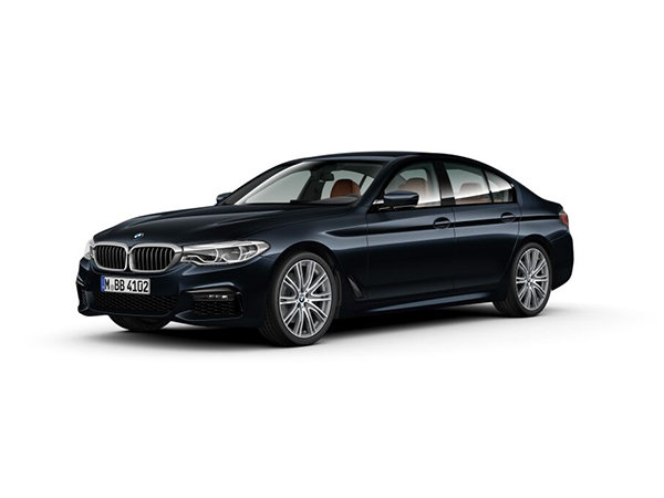 BMW 5 Serie Sedan leasen
