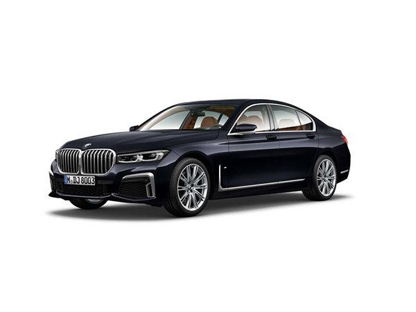 BMW 7 Serie leasen