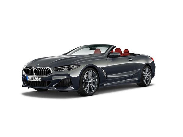 BMW 8 serie cabrio leasen