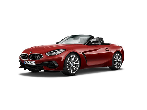 BMW Z4 Roadster leasen