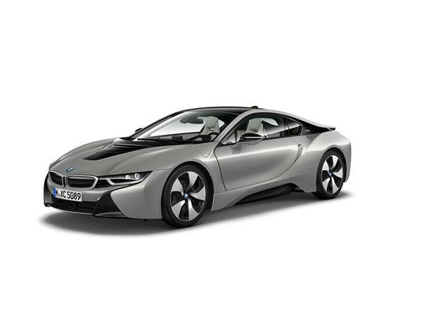 BMW i8 leasen