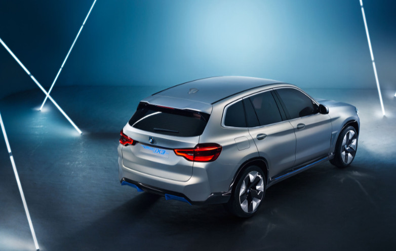 Lease All-in de BMW iX3 vanaf € 875 | AutoLeaseCentrale.nl