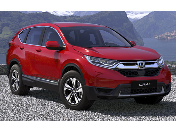 Honda CR-V leasen