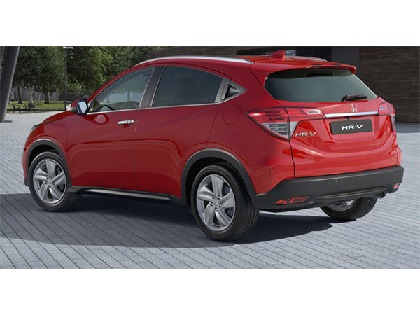 Honda HR-V leasen