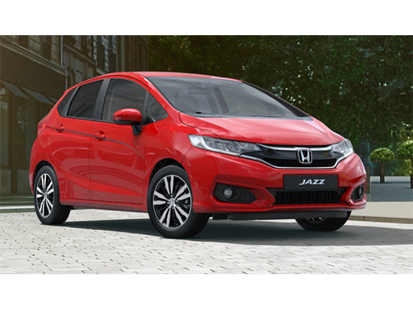 Honda Jazz leasen