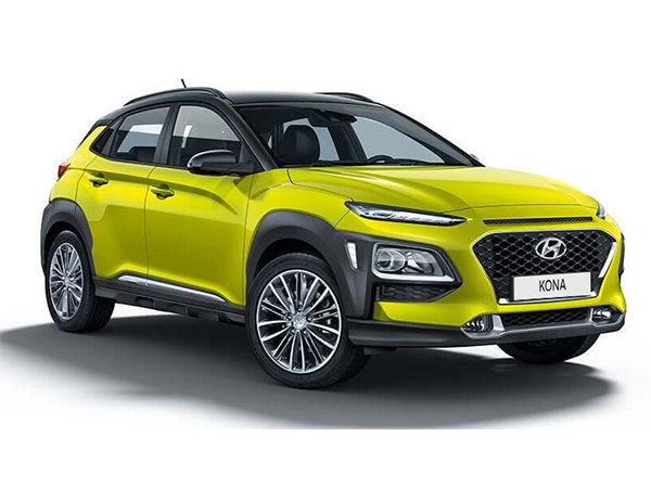 Hyundai Kona leasen