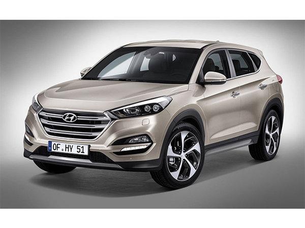 Hyundai Tucson leasen