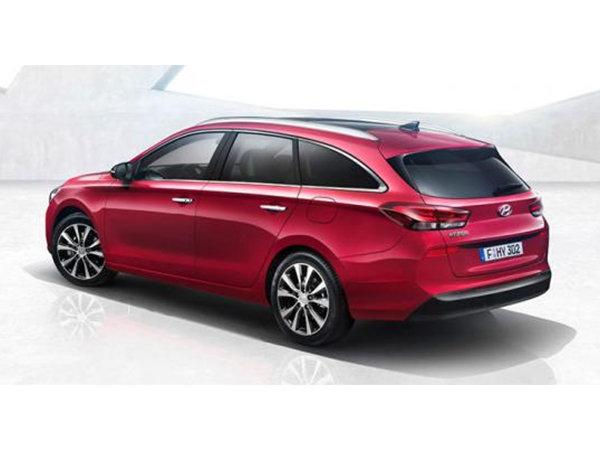 Hyundai i30 Wagon leasen