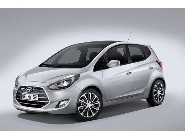 Hyundai ix 20 leasen