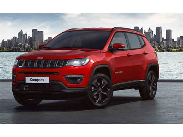 Jeep Compass leasen