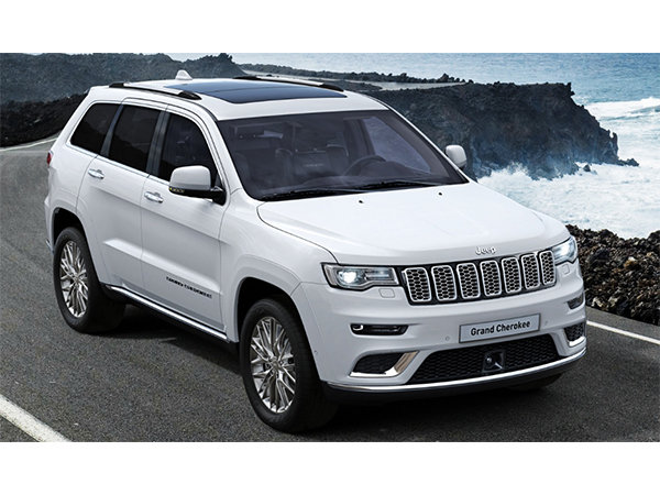 Jeep Grand Cherokee leasen