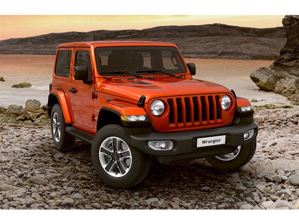 Jeep Wrangler leasen