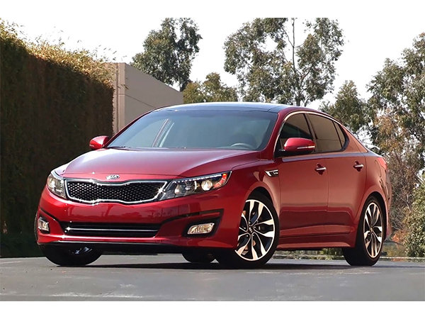 KIA Optima leasen