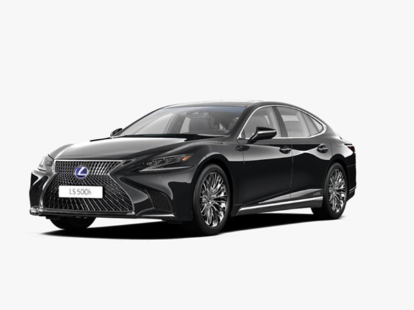 Lexus LS leasen