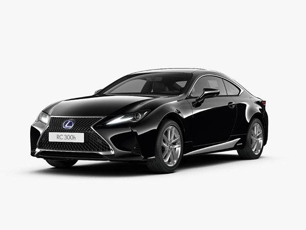 Lexus RC leasen