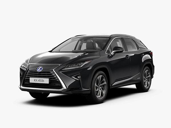 Lexus RX leasen