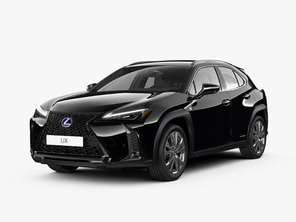 Lexus UX leasen