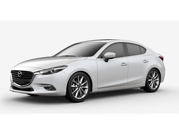Mazda Mazda 3 Sedan leasen