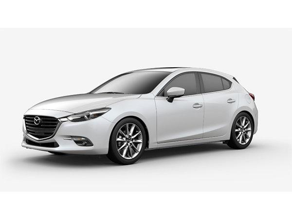 Mazda Mazda 3 leasen