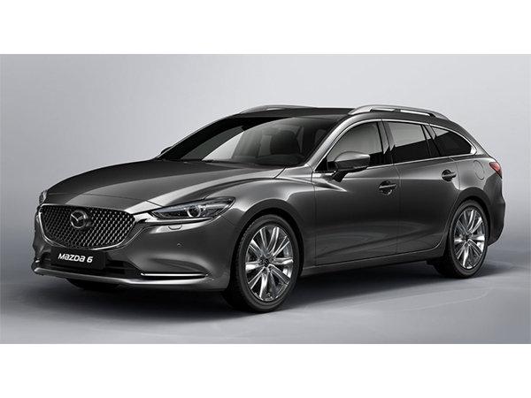 Mazda Mazda6 Sportbreak leasen