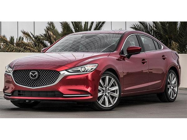 Mazda Mazda6 leasen