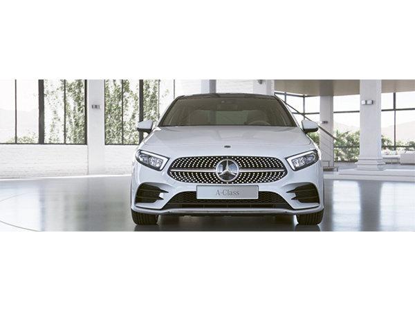 Mercedes Benz A Klasse Limousine leasen