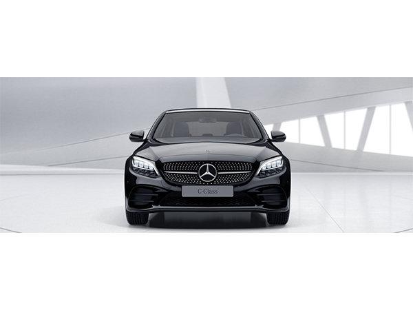 Mercedes Benz C Klasse Limousine leasen