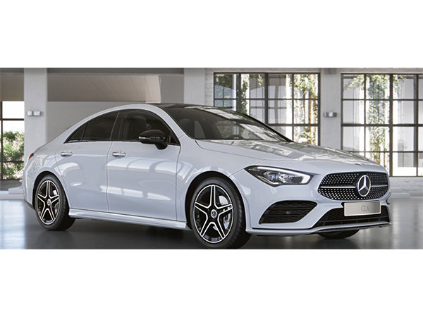 Mercedes Benz CLA-Klasse leasen