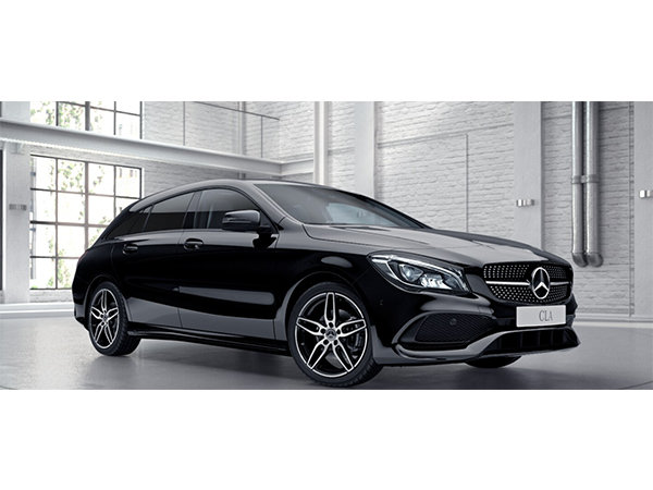 Mercedes Benz CLA Shooting Brake leasen