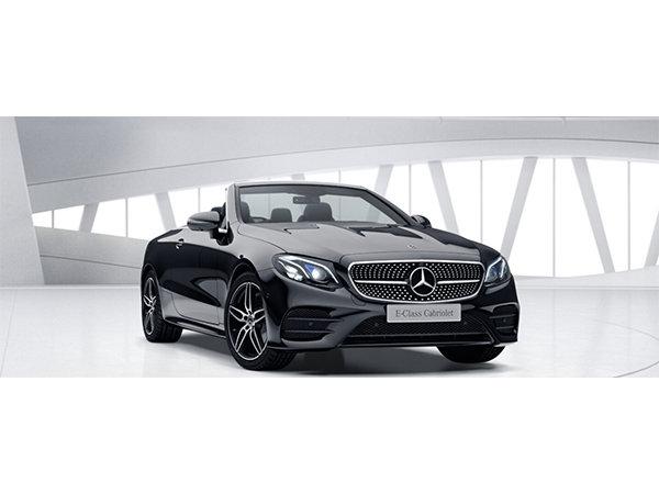 Mercedes Benz E-Klasse Cabriolet leasen