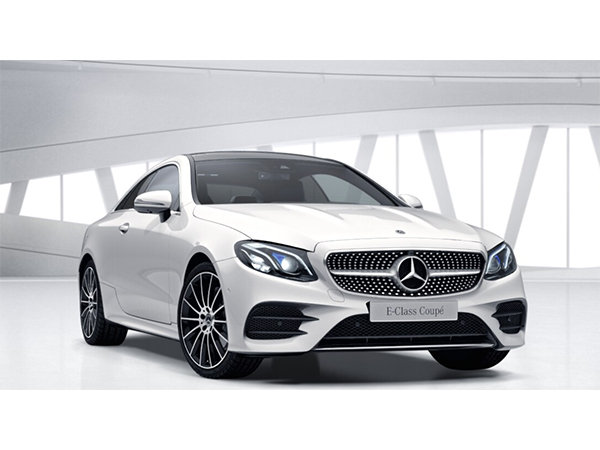 Mercedes Benz E-Klasse Coupe leasen