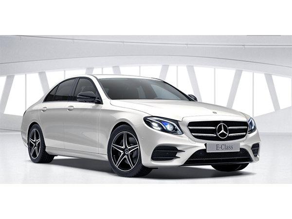 Mercedes Benz E-Klasse Limousine leasen