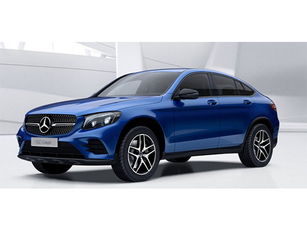 Mercedes Benz GLC Coupé leasen